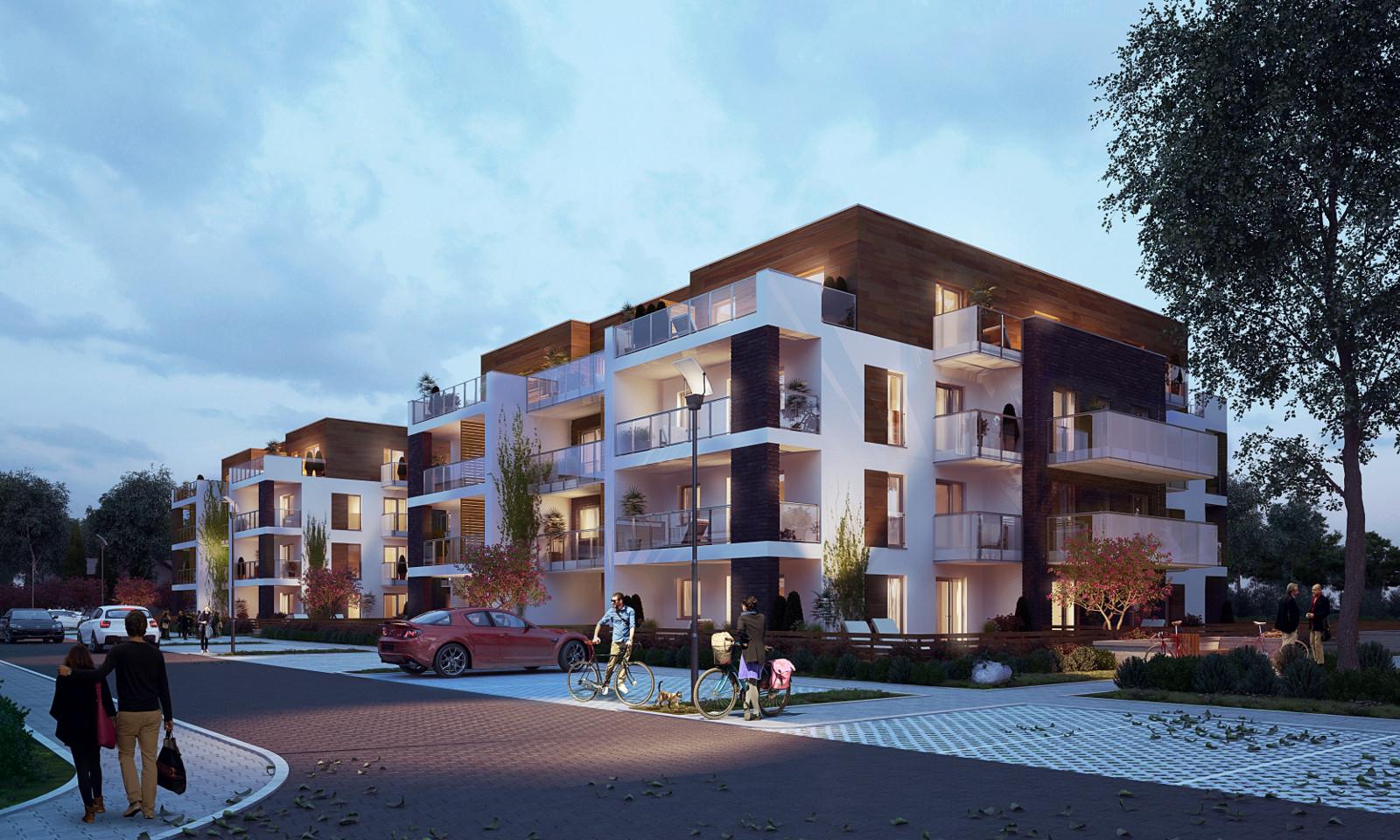 Pięciopokojowe mieszkanie – podwyższony standard – 96,36 m<sup>2</sup>