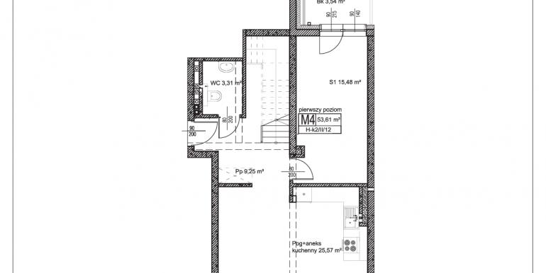 mieszkania na sprzedaż rzeszów  - budynek H - nr 12