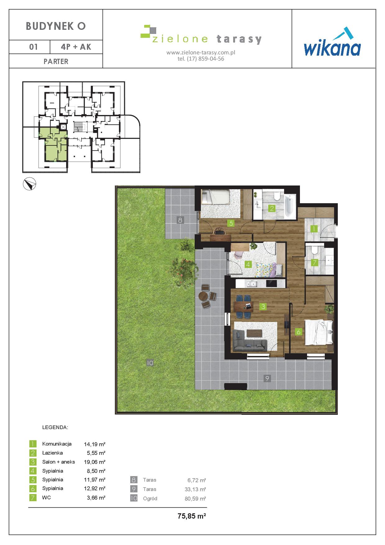 sprzedaż mieszkań rzeszów - O-01