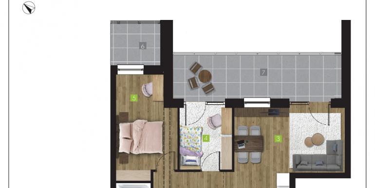 mieszkania na sprzedaż rzeszów  - budynek O - nr 10