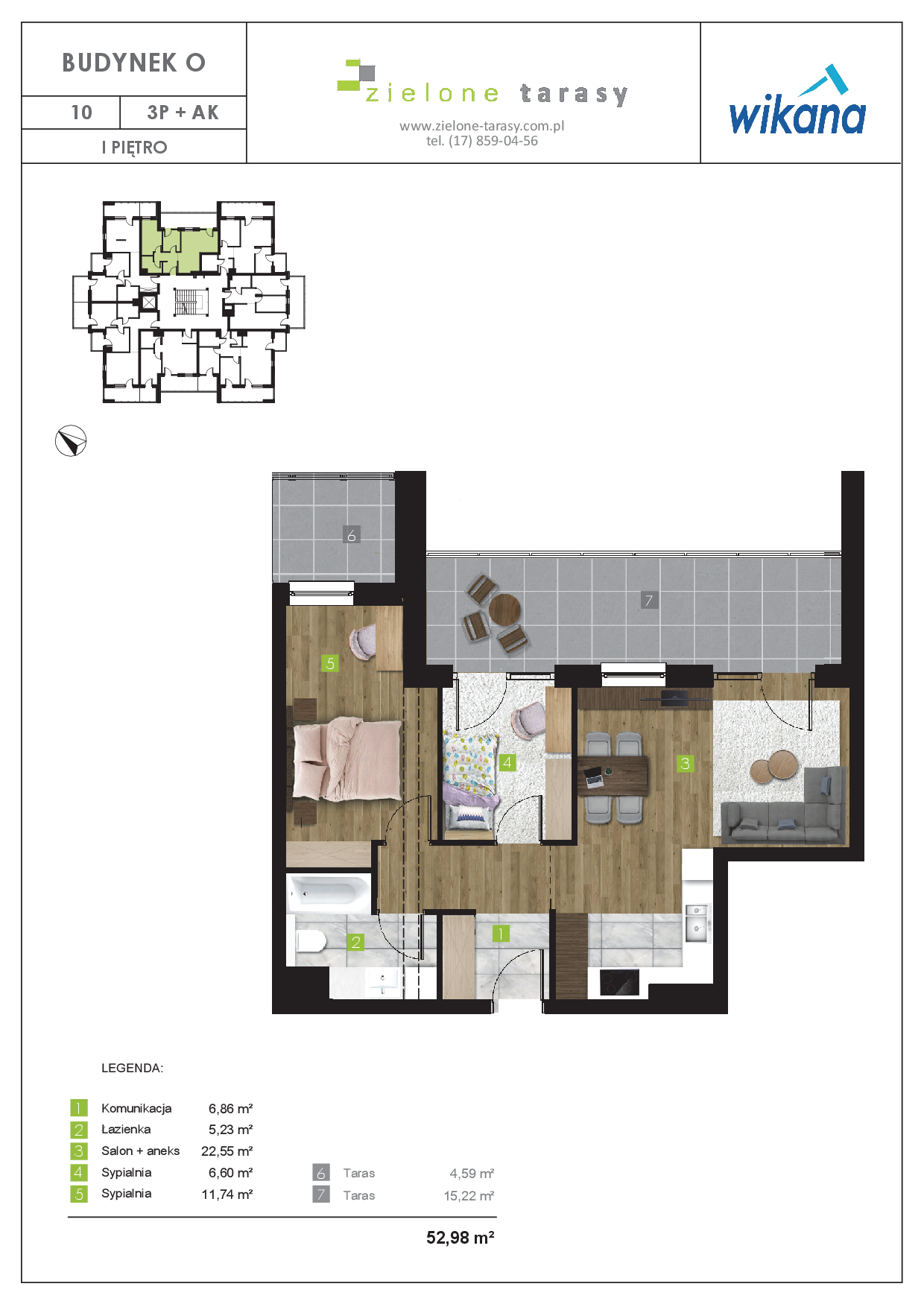 sprzedaż mieszkań rzeszów - O-10