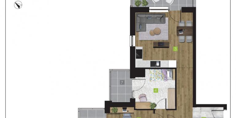 mieszkania na sprzedaż rzeszów  - budynek P - nr 9