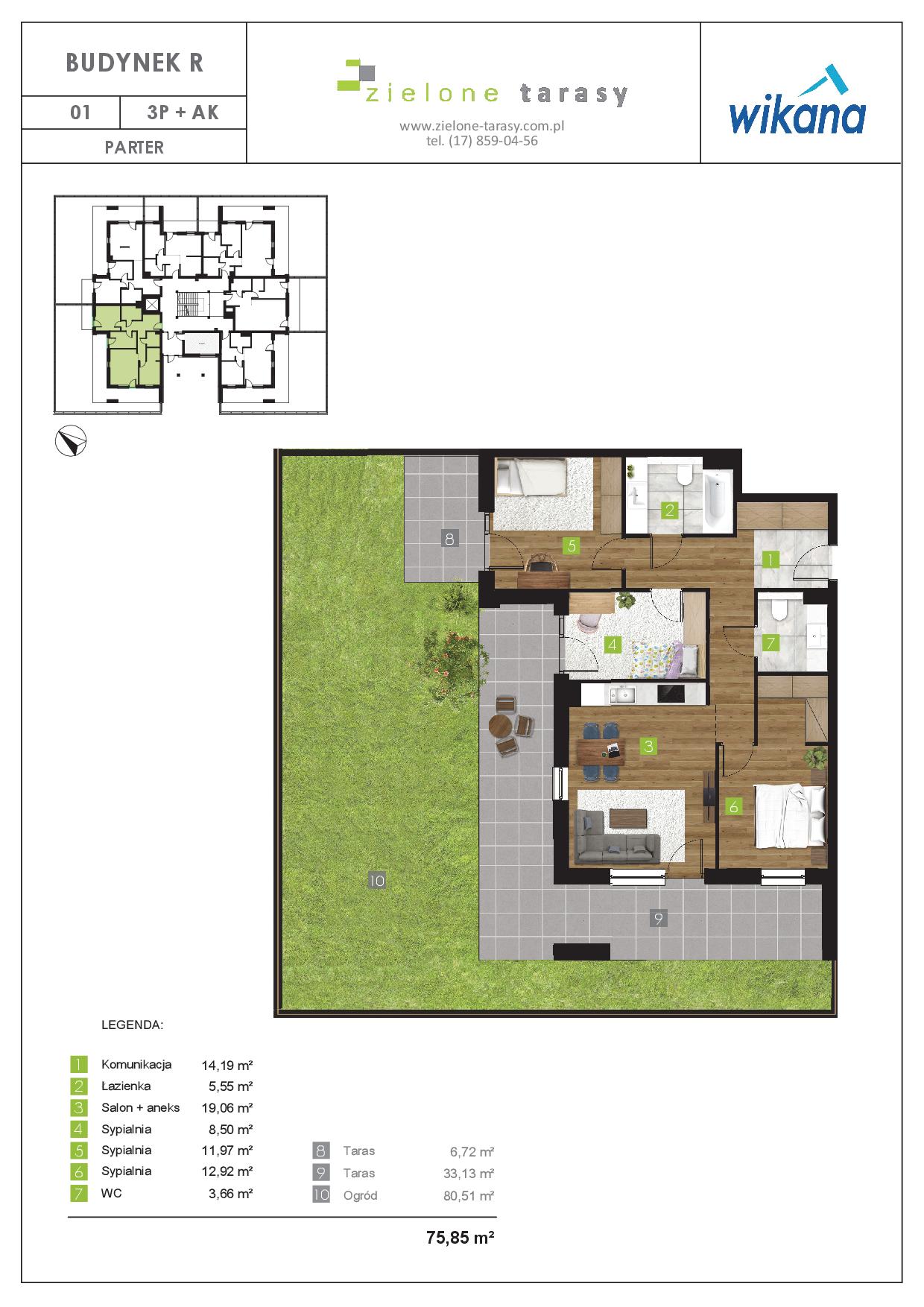 sprzedaż mieszkań rzeszów - R-01
