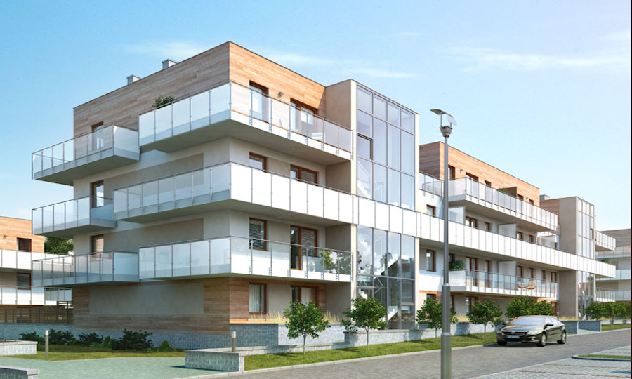 Mieszkanie dwupoziomowe &#8211; 104,89 m<sup>2</sup>