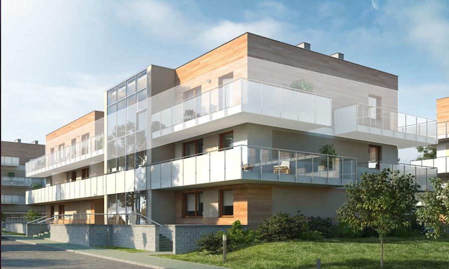 Czteropokojowe mieszkanie &#8211; podwyższony standard &#8211; 109,80 m<sup>2</sup>