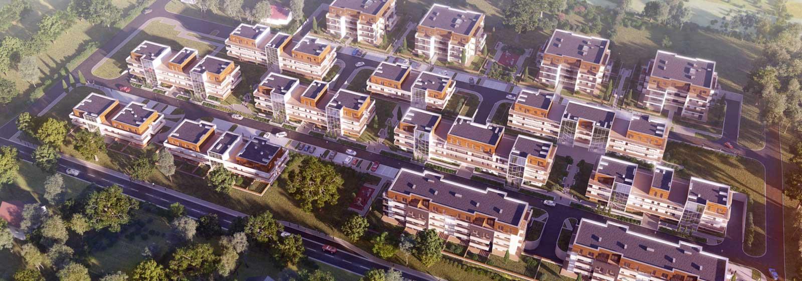 Osiedle Zielone Tarasy – deweloperskie mieszkania w Rzeszowie