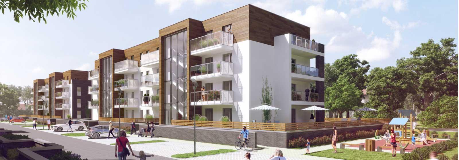 Budynki C i D – sprzedaż mieszkań już ruszyła!